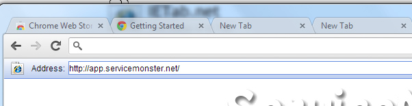how to clean suggest address bar chrome