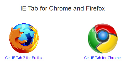 IE Tab Website